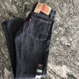 NWT!! Levi's Wedgie Skinny Jeans